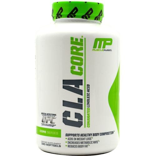 CLA Core 180 Softgels by Muscle Pharm