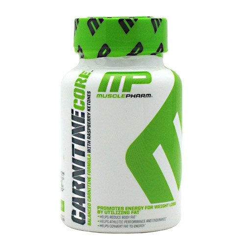 Carnitine Core 60 Caps by Muscle Pharm