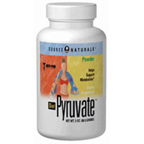 Diet Pyruvate 120 Caps by Source Naturals