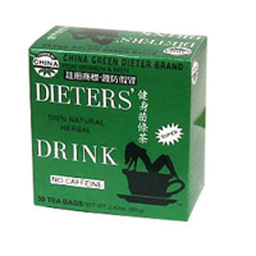 Dieters Tea for Weight-Loss 18 CT by Uncle Lees Teas