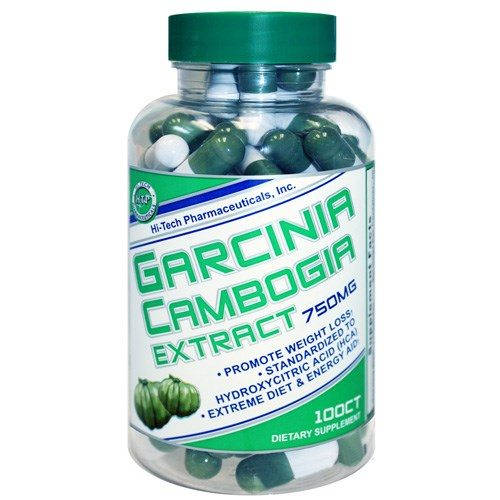 Garcinia Cambogia 100 Caps by HI-TECH PHARMACEUTICALS