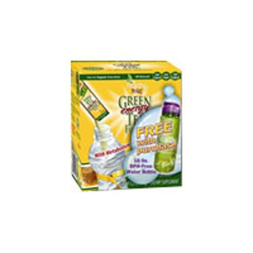 Green Tea Energy 24 Pack by To Go Brands Inc