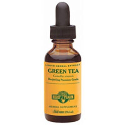 Green Tea Extract 4 Oz by Herb Pharm