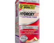 Hydroxycut Pro Clinical Caffeine-Free Weight Loss Dietary Supplement Rapid Release Caplets - 72.0 ea