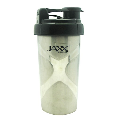 Jaxx Shaker Stainless Steel Bottle 26 Oz by Fit & Fresh