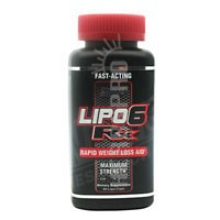 LIPO 6 RX 60 caps by Nutrex Research