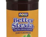 Now Foods BetterStevia® Liquid, Original - 8 Oz
