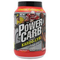 Power Carb Gametime Fruit Punch 2.2 lbs by LABRADA NUTRITION