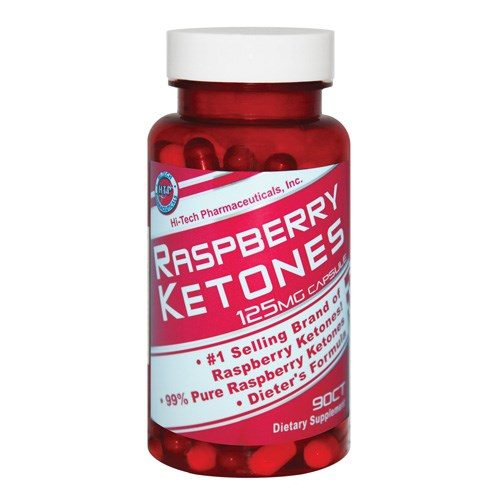 Raspberry Ketones 90 Caps by HI-TECH PHARMACEUTICALS