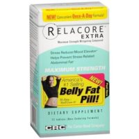 Relacore Extra Max Weight Loss Aid, Tablets - 72.0 ea