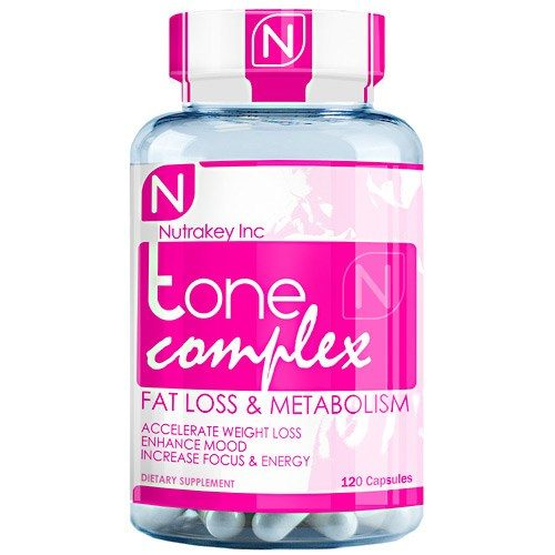 Tone Complex 120 Caps by Nutrakey