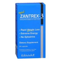 Zantrex Weight Loss Dietary Supplement Capsules - 84.0 ea