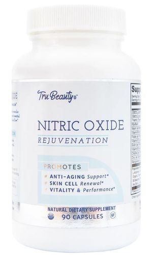 Nitric Oxide Rejuvenation 90 Capsules by TruBeauty